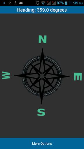 Compass Pocket Items