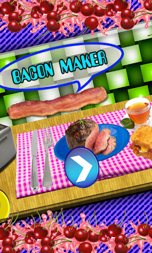 Bacon Maker - Kids Fun