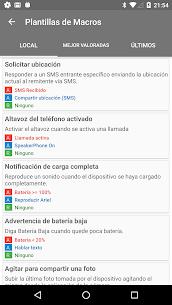 MacroDroid Pro – Automatización 7