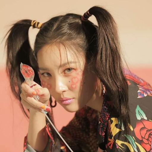 sunmi makeup 27
