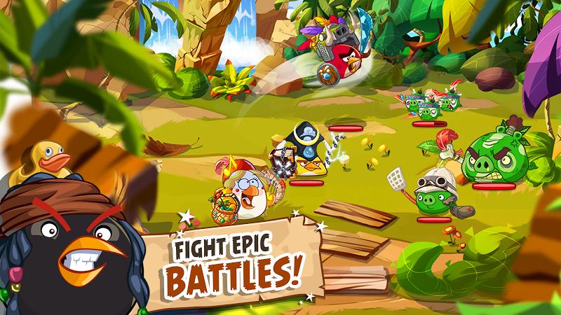 Angry Birds Epic RPG Screenshot 6