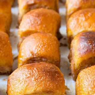 4-Ingredient Cinnamon Toast Buns