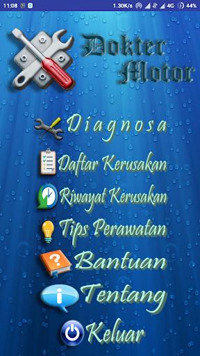 Dokter Motor screenshot 1