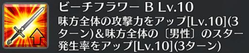 ビーチフラワー[B]