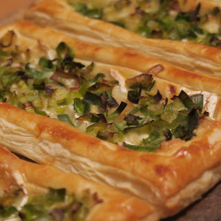 Baked Goat Cheese In Puff Pastry Recipes