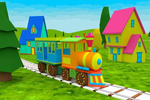 Learn ABC Alphabet - Train Game For Preschool Kids - Apps on