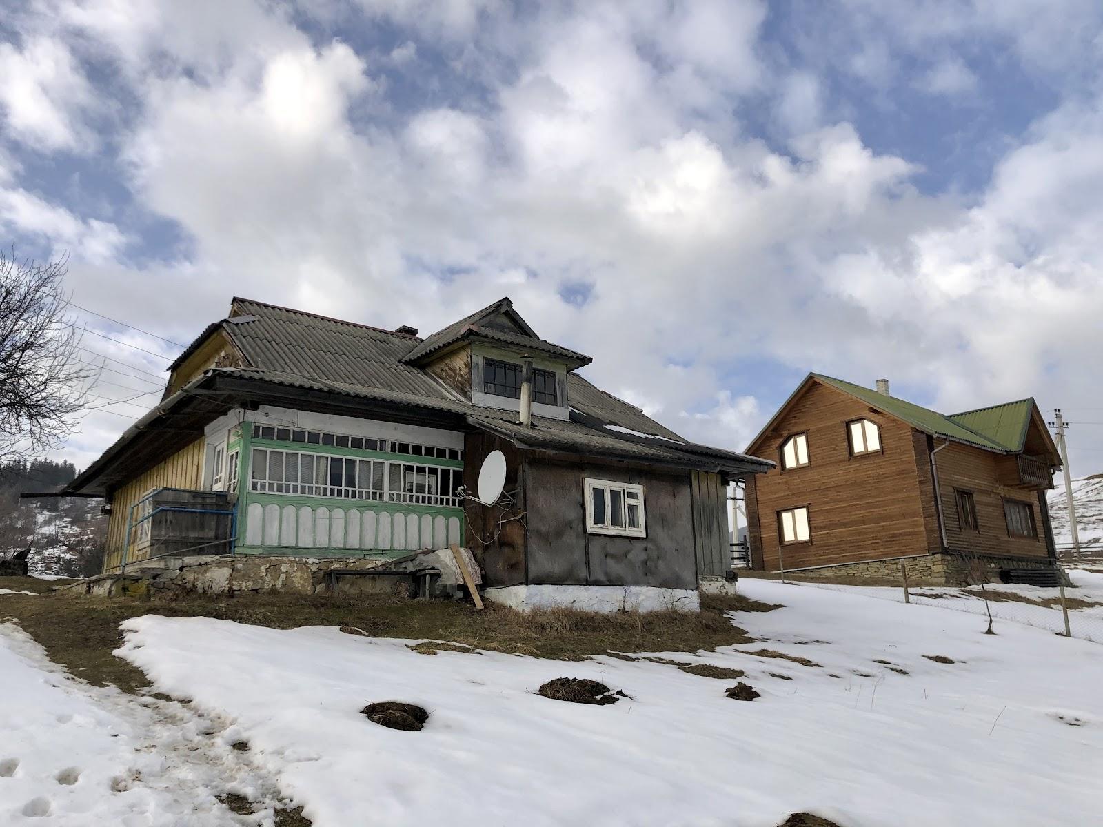 Будинок, де мешкає Василина Якіб'юк
