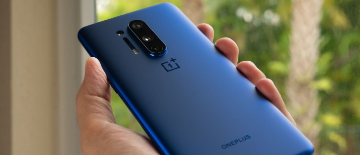 OnePlus 8 Pro hands-on review - GSMArena.com tests