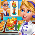 Cooking World Girls Games Fever & Restaurant Craze icon