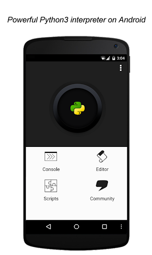 QPython3 - Python3 for Android 1.3.2 screenshots 1