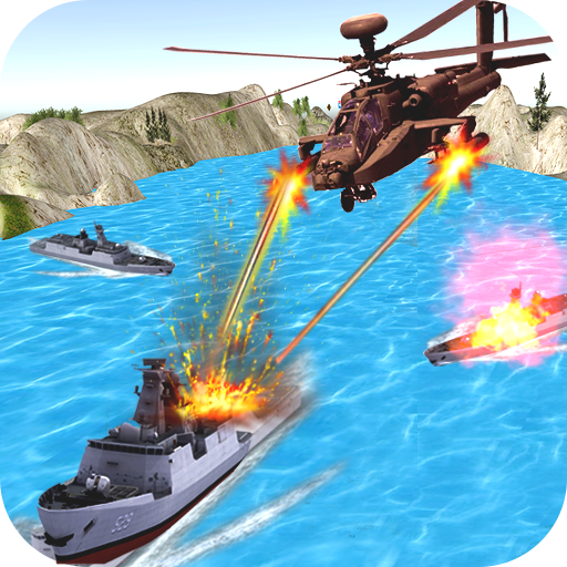 Helicopter Shooting Strike: Final Battle