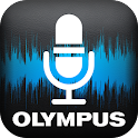 Olympus Dictation for Android icon
