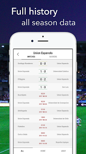 Primera Chile Football Live - náhled