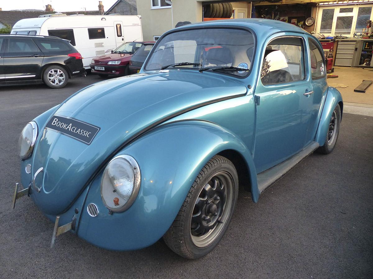 Volkswagen Beetle 1500 Hire Monmouth