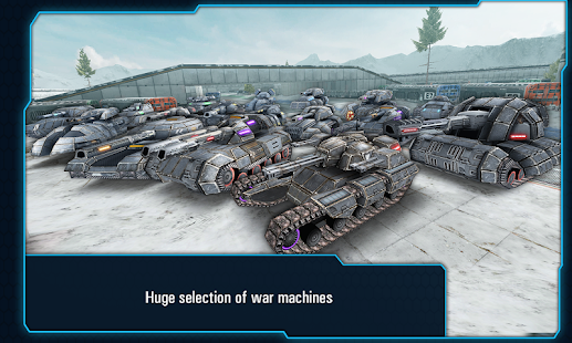 Iron Tanks- screenshot thumbnail