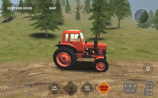 Dirt Trucker: Muddy Hills 1.0.7 screenshots 2
