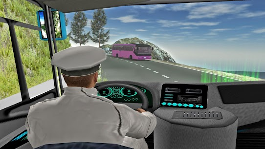 Mountain Bus Simulator 3D 2