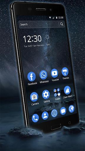 Launcher Theme For Nokia 6 1.1.2 screenshots 1