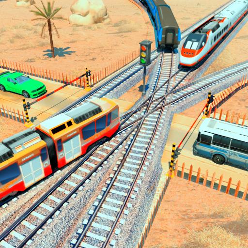 Train Games Free Train Driving