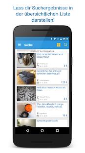 app quoka kleinanzeigen flohmarkt apk for windows phone android games and apps. Black Bedroom Furniture Sets. Home Design Ideas