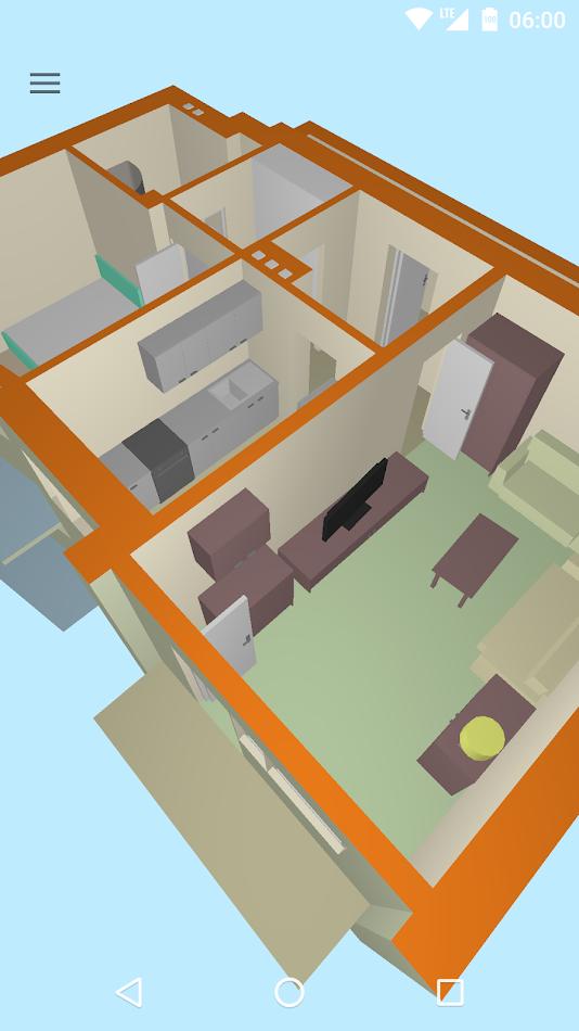 Floor plan creator new android apps for 3d floor plan app