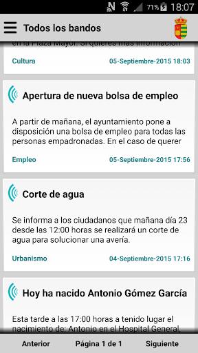 San Martín de Pusa Informa