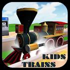 兒童火車西姆 Kids Train Sim icon