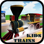 Kids Train Sim Icon