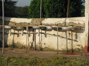 Photo: Sanitäranlage auf einem Campground
