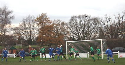 Photo: 22/11/08 v Bridgnorth Town (MFA) 1-1 - contributed by Mike Latham