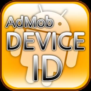 Device ID ( AdMob ) - náhled