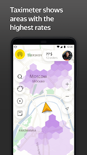 Taximeter — find a driver job in taxi app for ride 2