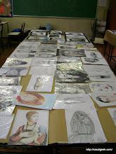 Photo: Exposição de trabalhos dos alunos do Studio A4