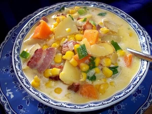 Autumn Chowder ~ Delicious Recipe