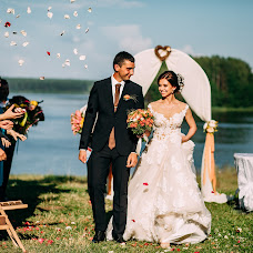 Wedding photographer Ekaterina Bogoyavlenskaya (vasuletek). Photo of 03.10.2017