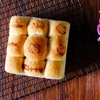 Cinnamon Wholemeal Bread Buns.