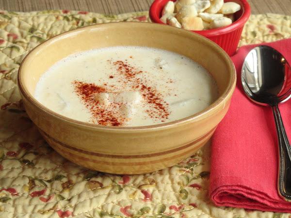 Scallop Soup Recipe