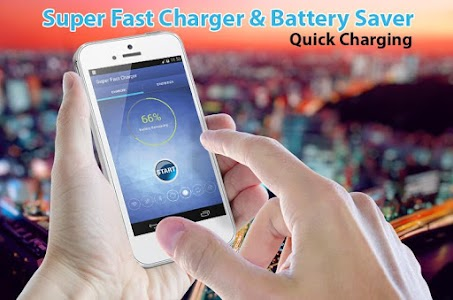Fast Battery Charger & Saver screenshot 0