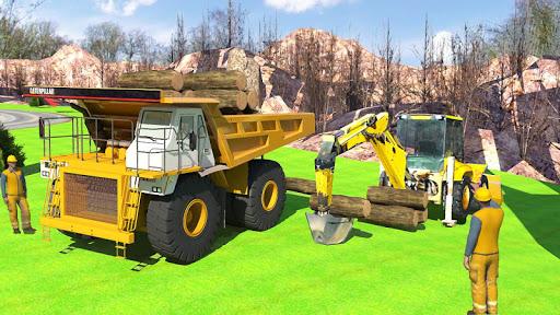 Construction Simulator Excavator Game 2020 1.0.4 de.gamequotes.net 1