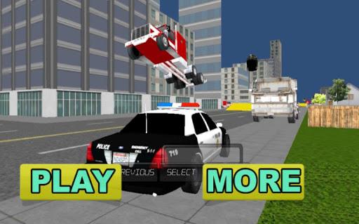 Şehirde Araba Sürme simülatörü