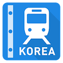 Korea Rail Map - Seoul & Busan icon