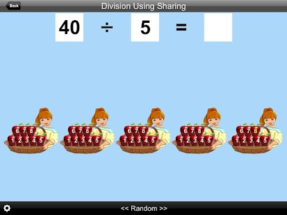 Division Using Sharing Lite- screenshot thumbnail