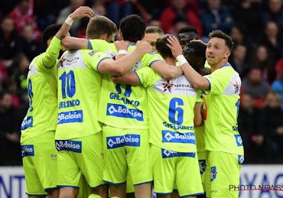 Sterk AA Gent kent weinig problemen met Griekse tegenstander