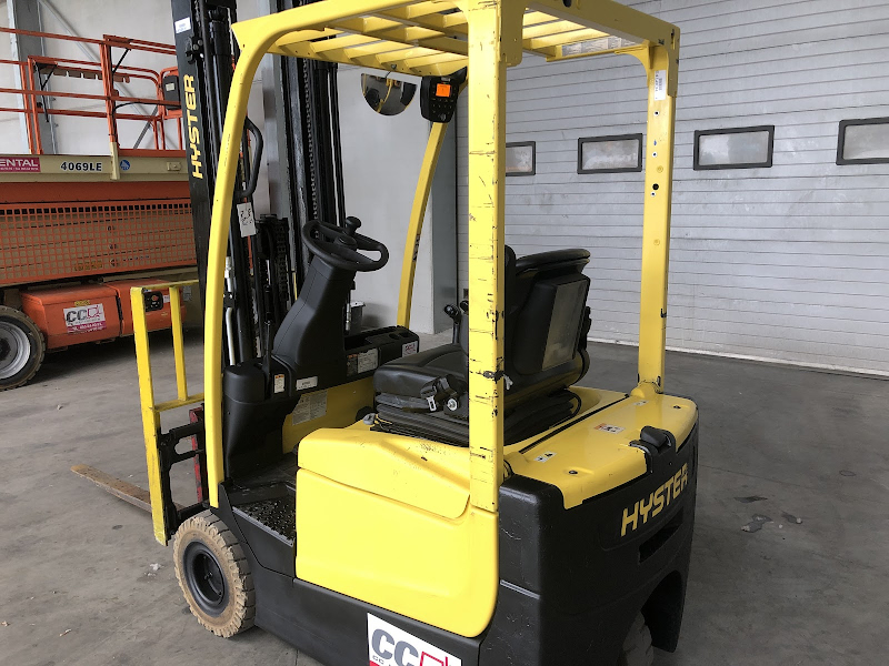 Picture of a HYSTER J1.5XNT