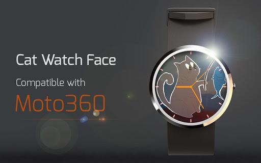 Cat Watch Face