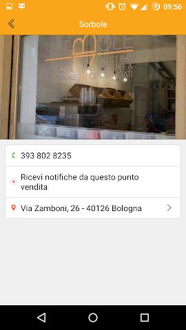 android Sorbole Screenshot 2