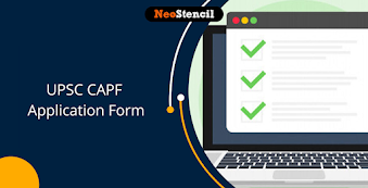 UPSC CAPF Application Form 2020: Register online here