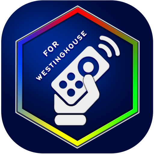 媒体与影片のウェスティングハウスのテレビリモコン LOGO-HotApp4Game