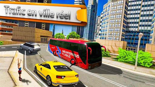 Véritable simulateur de taxi urbain  captures d'écran 1