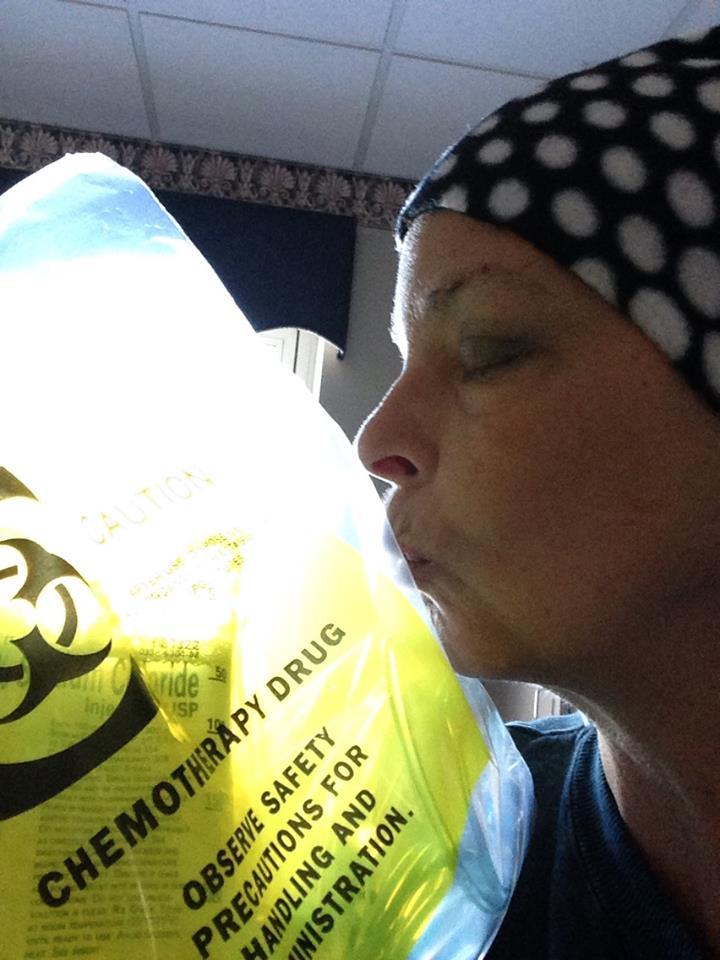 Kissing Chemo